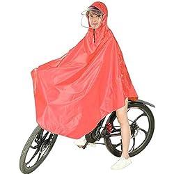 ZH1 Chubasqueros Impermeable Portátil Para Bici Unisex