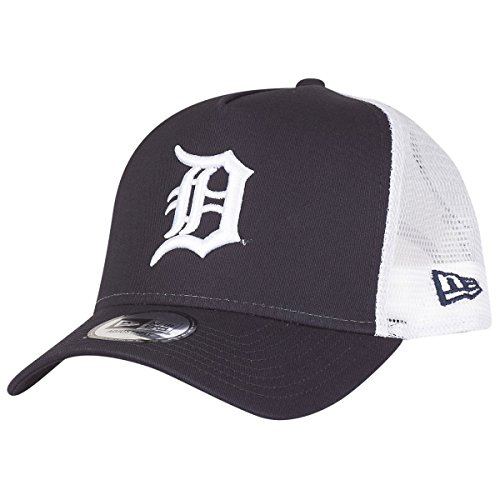 New Era Kappe Team Essential TRUCKER Detroit Tigers One size