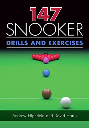 147 Snooker Drills and Exercises (English Edition) -