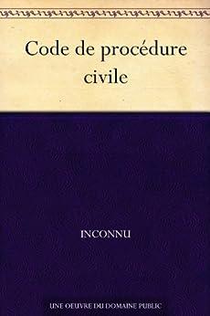 Code de procédure civile par [Inconnu]