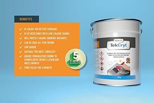 20kg-tekcryl-acrylic-waterproofing-leaking-roof-repair-coating-grey-single-coat
