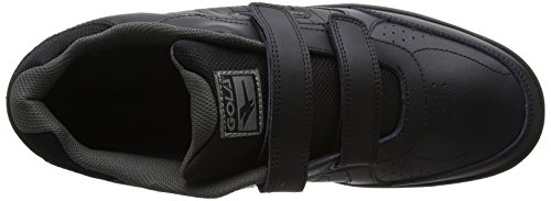 Gola Belmont Velcro, Chaussures de Fitness Homme Noir (Black Bbk)