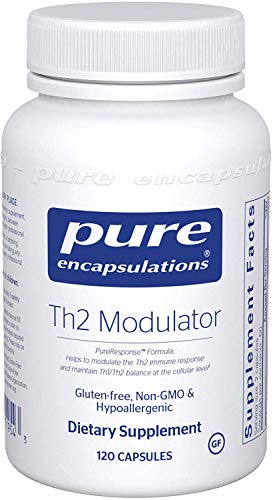 Pure Encapsulations - Th2 Modulator - Helps to Modulate The Th2 Immune Response and Maintain Th1/Th2 Balance - 120 Capsules - Balance Antioxidant