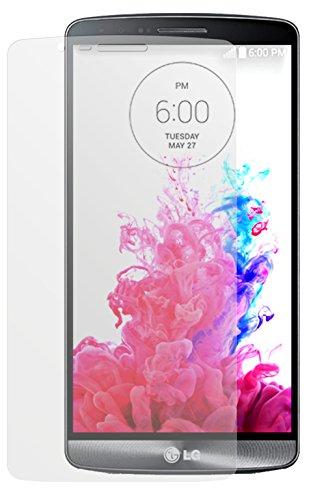 dipos I 2X Schutzfolie matt passend für LG G3 Folie Bildschirmschutzfolie