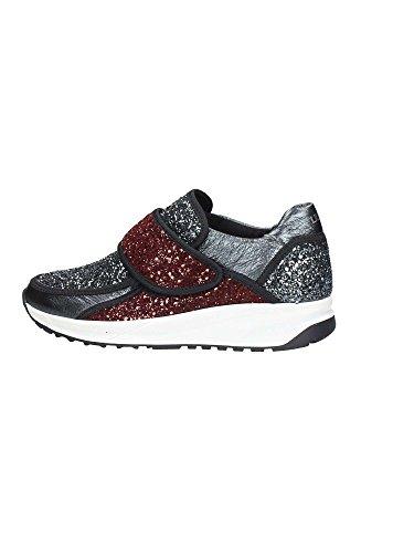 Sneaker running donna Liu-Jo S66043 Cedro nero/antracite A/I 2016-2017 Peltro