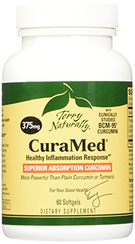 Europharma CuraMed 375 mg Softgels 60 ct