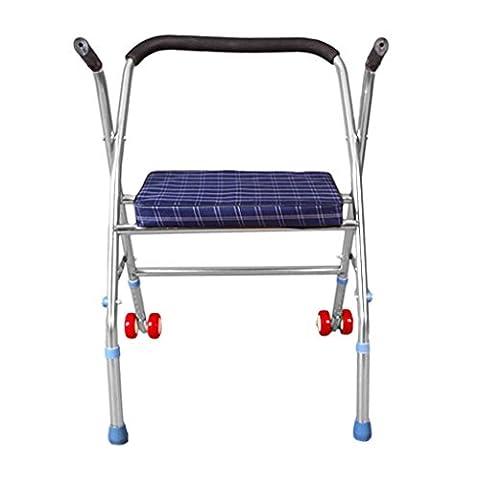 Walker médicale appareil ne pas montrer juste l'âgées avec pousser mains à aide-t-il à pied le sida béquilles médicales Drive Drive Medical pliant le