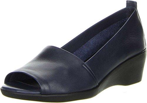 The Flexx Damen Halbschuhe Slipper blau, Größe:42;Farbe:Blau (Die Flexx-frauen-schuhe)
