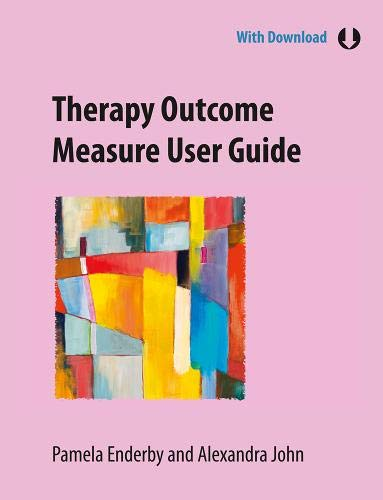 Therapy Outcome Measures User Guide 2019
