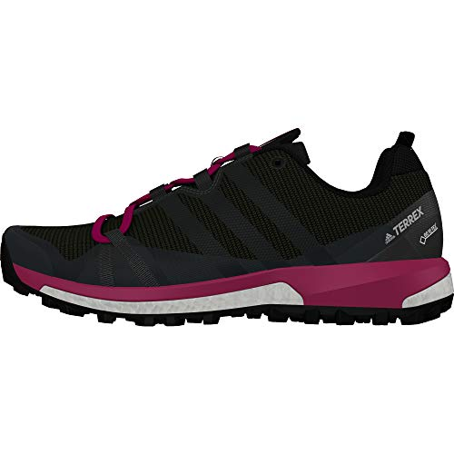 adidas Damen Terrex Agravic GTX W Traillaufschuhe, Grau Gricua/Magrea 000, 37 1/3 EU