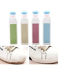 BeonJFx Nettoyant de chaussures Blanc 100ml couleur aléatoire
