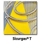 sicurgas NG flexible Gas 1/2x 1/2F/F cm 200