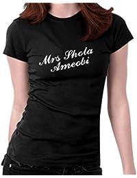 Mrs Shola Ameobi T-shirt