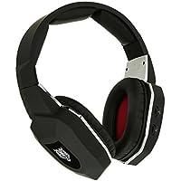 KKmoon Fibra Ottica 2.4G Wireless Headset Auricolare Cuffie da Gioco