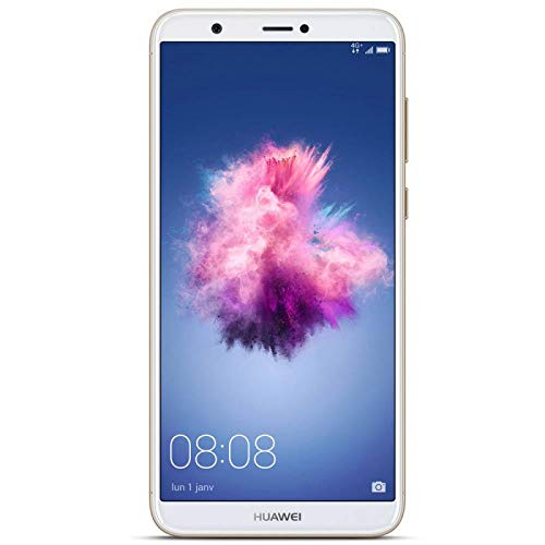 Huawei P Smart Smartphone, Marchio Tim, 32 GB, Oro