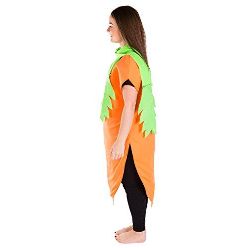 Imagen de disfraz zanahoria adultos alternativa