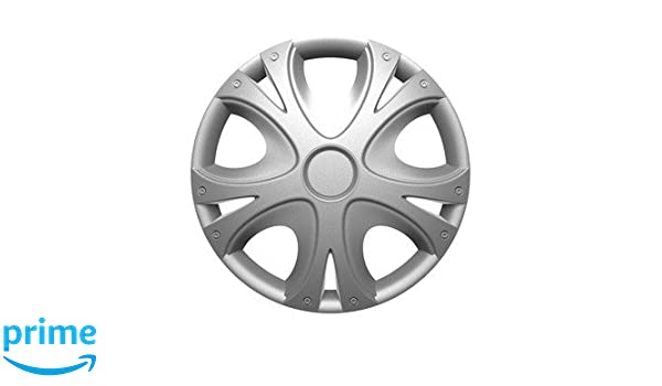 FIAT SCUDO VAN (07+) PREMIUM DYNAMIC WHEEL TRIM HUB CAP SET 16 INCH: Amazon.co.uk: Car & Motorbike