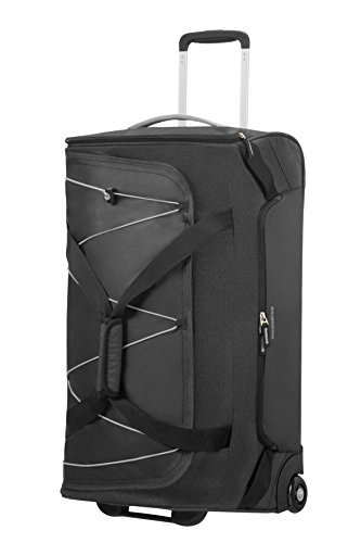 American Tourister Road Quest Wheeled Duffle Medium Bolsa de Viaje, 67 cm,...