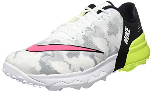 Nike Fi Flex, Chaussures sport femme blanco (100)