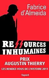Ressources inhumaines - Les gardiens de camps de concentration et leurs loisirs