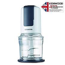 Kenwood Mini Chopper with Quad Blade 0.5L, CH580, White, 1 Year Brand Warranty
