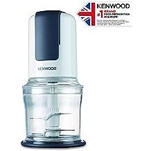 Kenwood Tritatutto CH580, 500 W, 0.5 Litri, 0.01 Decibel, Plastica, 2 velocità, Bianco