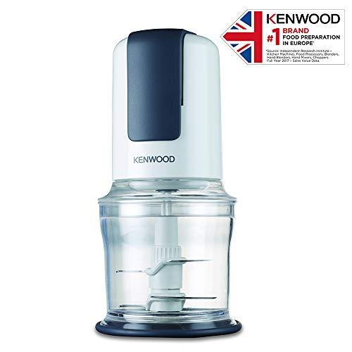 Kenwood CH580 Universalzerkleinerer, Elektrisch, Quad Blade-System, Weiß, 500 Watt