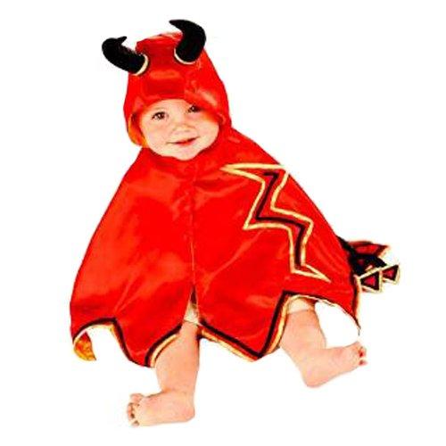 Teufel Kostüm für Babys und Kleinkinder - Teufelskostüm - Lucy Locket