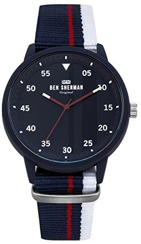 Ben Sherman Herren-Armbanduhr WB076U