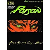 Poison -- Open Up and Say . . . Ahh!: Guitar/TAB/Vocal by Poison (1993-06-01)