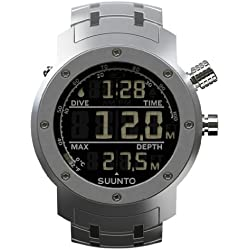 Suunto Elementum Aqua and Steel Watch - Grey