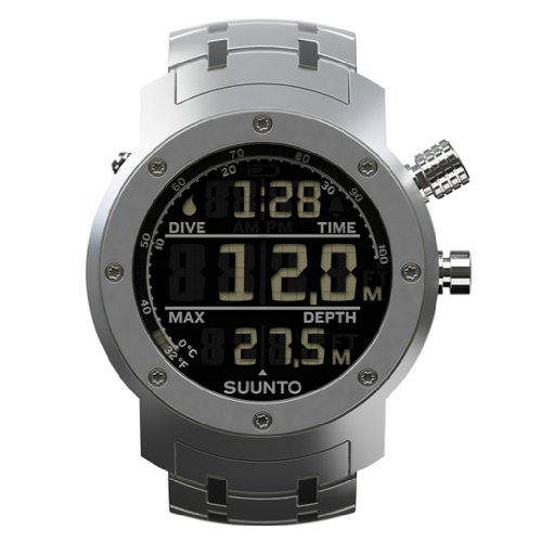Suunto Elementum Aqua - Reloj deportivo, color gris