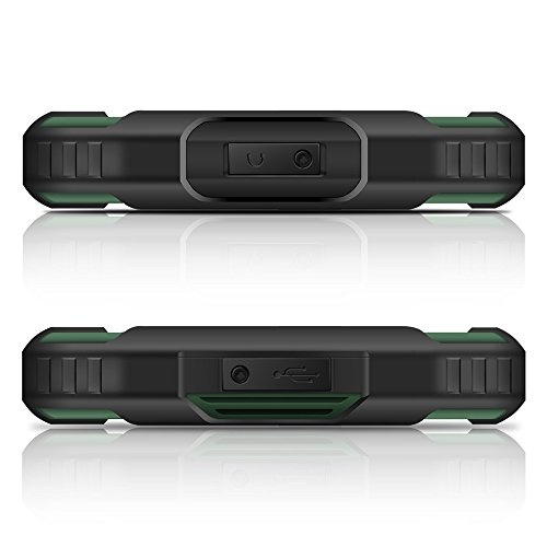 Chinavasion Blackview BV6000S IP68 Smartphone - Android 6. 0, IP68, 4G, 4. 7 Inch Gorilla Glass, 4200mAh (Green)