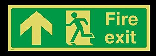 Escape de emergencia wallkraft Fire aidealert Equipos e indumentaria de seguridad Señales de seguridad