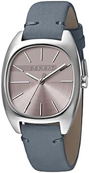 Esprit Womens Analogue Quartz Watch with Leather Strap