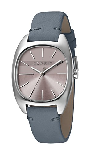 Esprit Womens Analogue Quartz Watch with Leather Strap ES1L038L0045