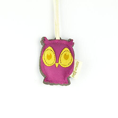 Profumotti Gufo rosa profumatore/deodorante per auto e ambienti - Mandorla & Gelsomino
