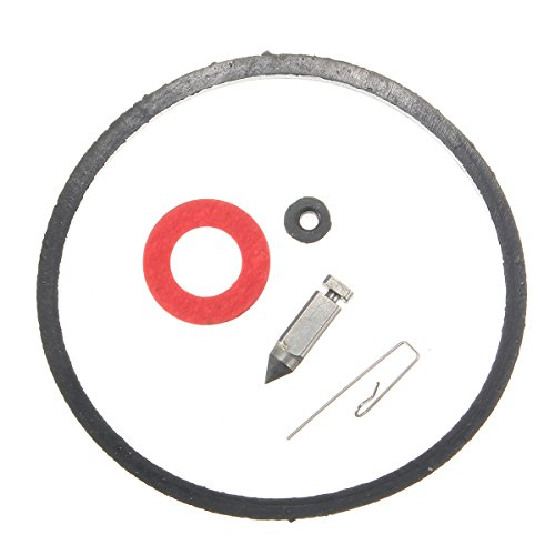 ILS - Carburetor Repair Kit Needle Seat Bowl Gasket For TECUMSEH 631021B (Bowl Gasket Kit)