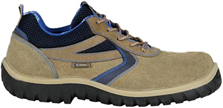Cofra Vessel S1 P SRC – zapatos de seguridad (talla 45) Beige