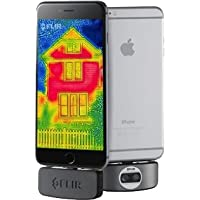 Caccia ai fantasmi di immagini termiche Flir One, per Apple iphone ipad IOS thermo cam