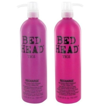 Recharge by Tigi Bed Head Hair Care Tween set shampoo 750 ml & conditioner 750 ml 750 ml