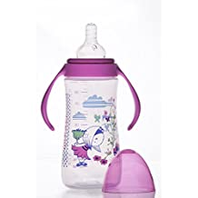 Little Bottle - Biberon 330 ml col large emballé en boîte individuelle  - Univers Le Petit Monde de Zélie - collection Secret Garden modèle Anatole