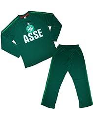 Pyjama ASSE enfant garçon - Collection officielle AS SAINT ETIENNE