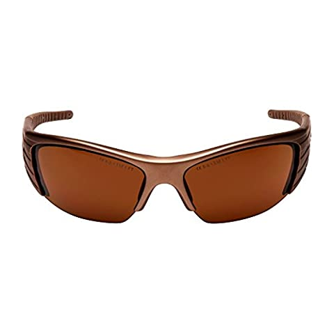 3M 71506-00001M Fuel X2 Safety Spectacles - Bronze, 1 Pair