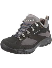 Trezeta COLORADO LOW NV petrol 010711335 - Zapatos de cuero nobuck unisex