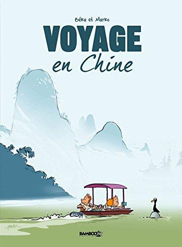 Voyage en Chine T01