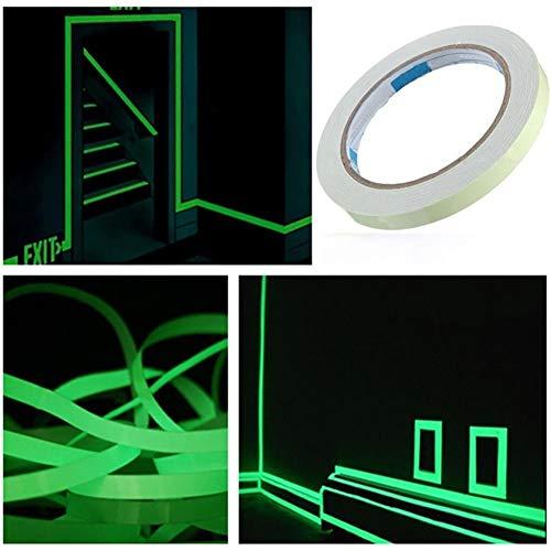 HSHB Leuchtband, leuchtet im Dunkeln, Notrolle, Sicherheits-Marker, Treppen-Ausstieg, -