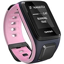 TomTom Spark, reloj de fitness con GPS opcional características (Spark, Spark Cardio, Spark Cardio + música, con/sin paquete de auriculares)