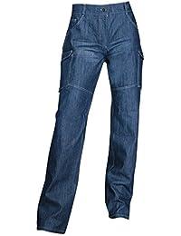 Jeans mujer Karting LMA, azul, 1134