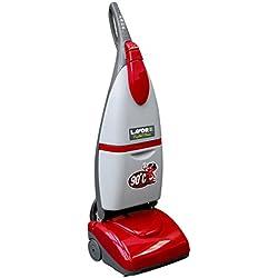 Lavor Laveuse Sprinter Crystal Clean, aspirateur pour laver, aspirer, brosser, réservoir chauffe-eau en acier intégré; idéal pour les sols durs